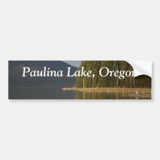Lago paulina, Oregon Pegatina Para Auto
