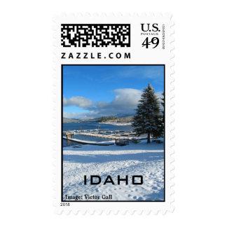 Lago Payette, McCall, sello de Idaho