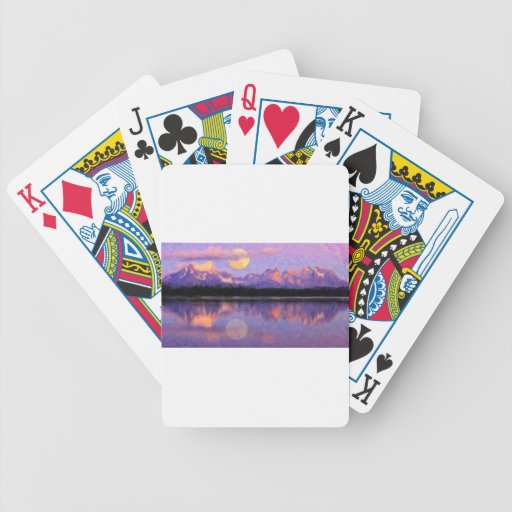 Lago Pehoe in Torres del Paine, Chile.jpg Playing Cards