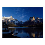 Lago Pehoe, parque nacional de Torres del Paine, C Postal