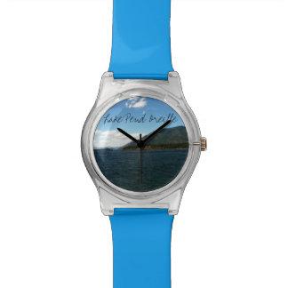 Lago Pend Oreille Relojes