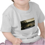Lago perezoso camisetas