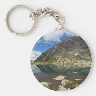Lago Piccolo, Val di Sole Keychain