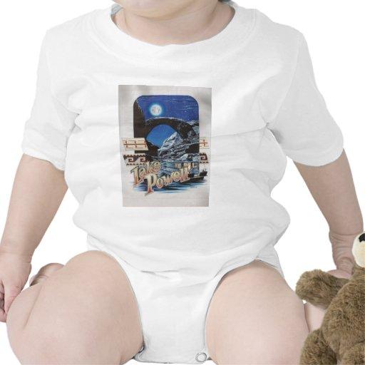 Lago Powell Moonlite escénico Traje De Bebé