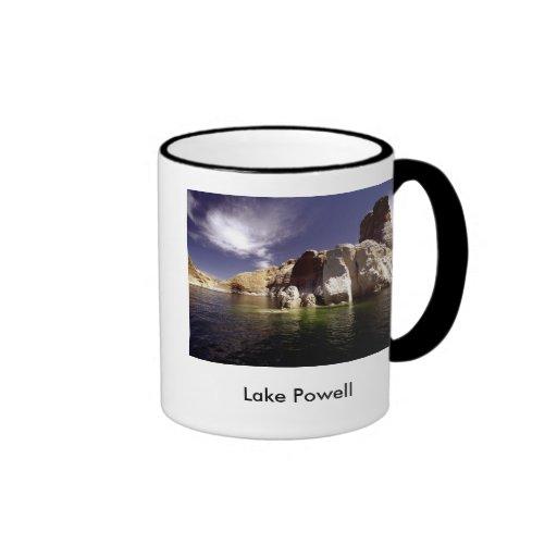 Lago Powell Tazas
