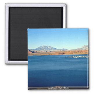 Lago Powell, Utah, los E.E.U.U. Imán De Frigorifico