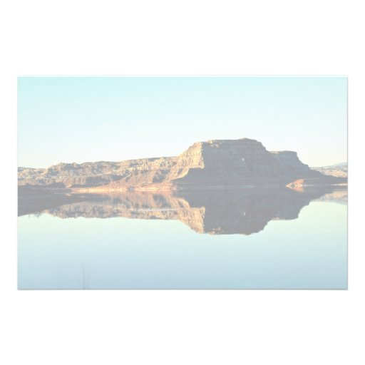 Lago Powell, Utah, los E.E.U.U. Papelería