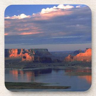 Lago Powell Utah Posavasos