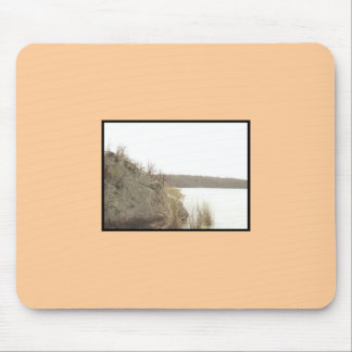 Lago, pozos minerales mouse pads
