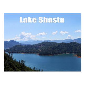 Lago Shasta en Redding, California Tarjetas Postales