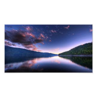 Lago Shuswap, Columbia Británica Cojinete