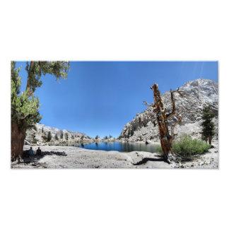 Lago solitario pine - rastro del Mt Whitney - Cojinete