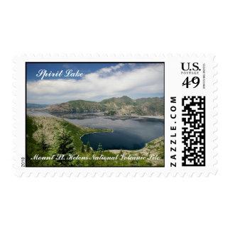 Lago spirit, Vo nacional del Monte Saint Helens… Franqueo