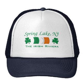 Lago spring, NJ Gorros Bordados