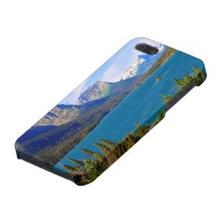 Lago st. Mary, Parque Nacional Glacier, Montana iPhone 5 Fundas