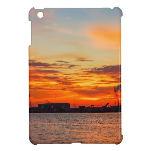 Lago sunset