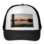 Lago sunset gorras de camionero
