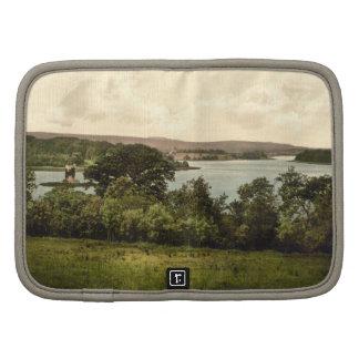 Lago superior Erne, Co Fermanagh, Irlanda del Nort Planificadores