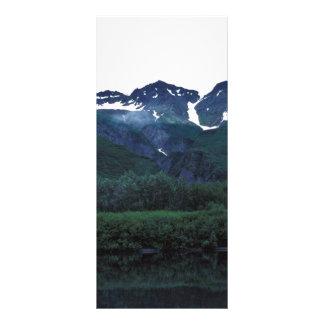 Lago superior Togiak Tarjeta Publicitaria A Todo Color