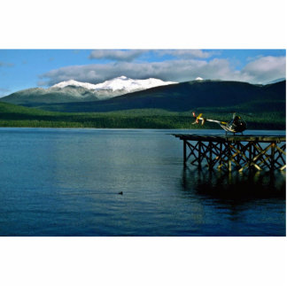 Lago Te Anau Esculturas Fotográficas