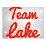 Lago team postal