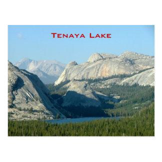 Lago Tenaya Postal