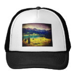 Lago trout gorros bordados