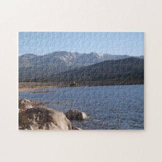 Lago turquoise, Colorado Puzzles Con Fotos