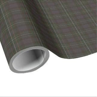 Lago una tela escocesa del adición papel de regalo
