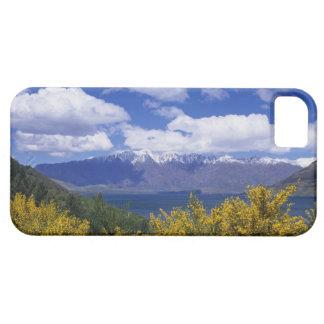 Lago Wakatipu y el Remarkables, Queenstown, iPhone 5 Fundas