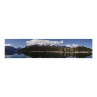 Lago Wallowa Póster