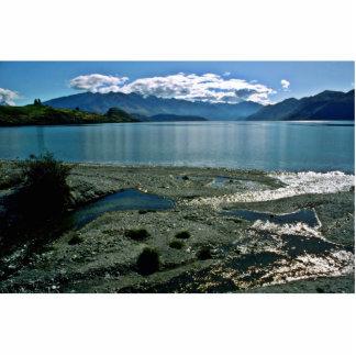 Lago Wanaka Escultura Fotográfica