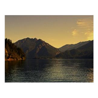 Lago washington postales
