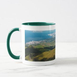 Lagoa and Ponta Delgada Mug