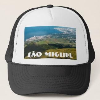 Lagoa and Ponta Delgada Trucker Hat