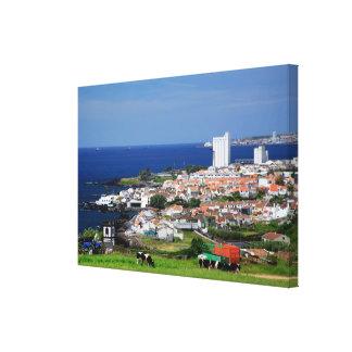 Lagoa - Azores Gallery Wrap Canvas