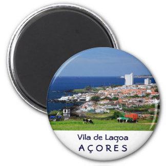 Lagoa - Azores Magnet