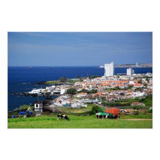 Lagoa - Azores Photo Art
