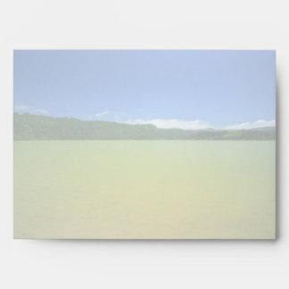Lagoa das Furnas - Açores Envelope
