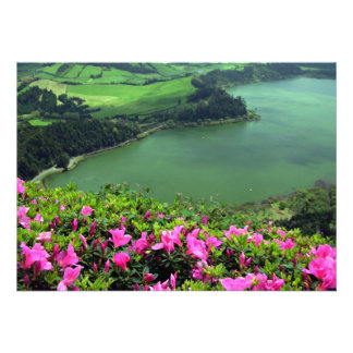 Lagoa das Furnas - Açores Custom Announcement