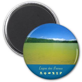 Lagoa das Furnas - Açores Magnet