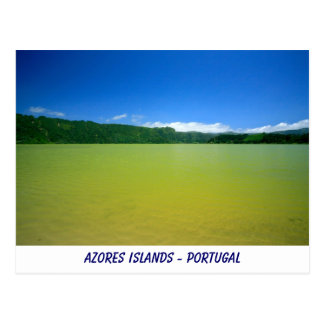 Lagoa das Furnas - Açores Post Cards