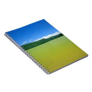 Lagoa das Furnas - Açores Spiral Notebooks