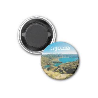 Lagoa do Fogo, Azores Magnet