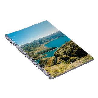Lagoa do Fogo, Azores Note Books