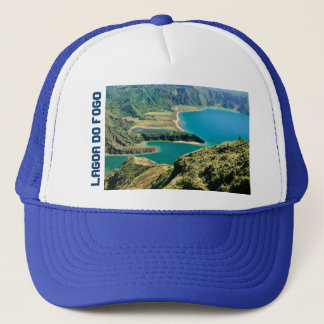 Lagoa do Fogo - Azores Trucker Hat