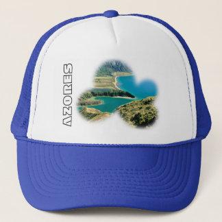 Lagoa do Fogo, Azores Trucker Hat