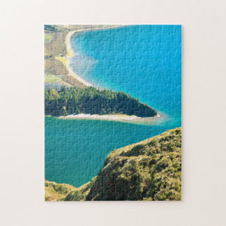 Lagoa do Fogo Jigsaw Puzzle