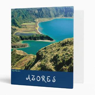 "Lagoa hace Fogo - Azores Carpeta 1"""
