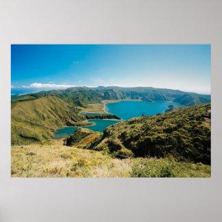 Lagoa hace Fogo, Azores Impresiones